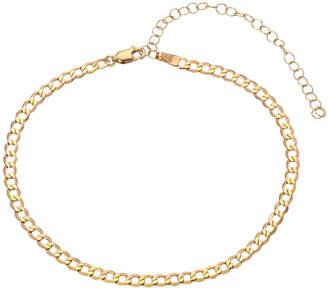 Zoe Lev Jewelry 14K Gold Cuban Link Choker