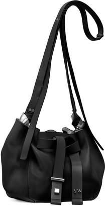 72ba72449482 Stuart Weitzman Black Shoulder Bags for Women - ShopStyle Canada