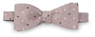 Ben Sherman Taylor Dot Silk Bow Tie