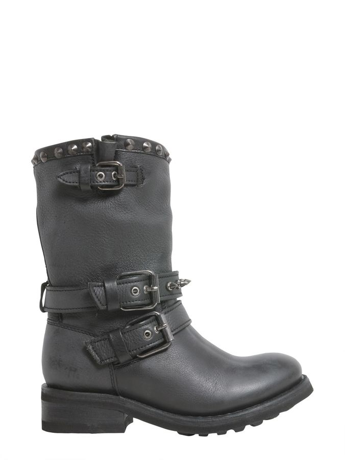 Ash Tribute Harness Boots