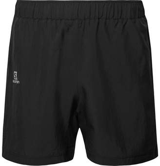 Salomon Agile Mesh-Trimmed Advancedskin Activedry Shorts