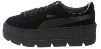 low priced 4f0cf 44473 Black Suede Creepers - ShopStyle