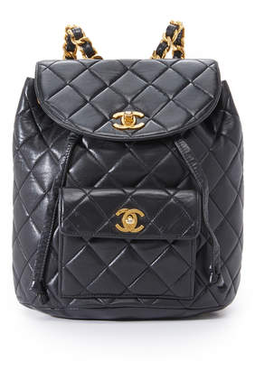 Chanel What Goes Around Comes Around Classic Backpack (Previously Owned)