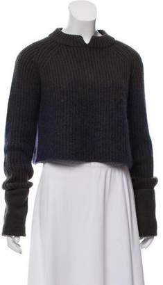 Wes Gordon Cashmere Ombré Sweater
