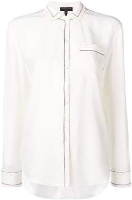 Rag & Bone chest pocket shirt