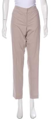 Gunex Mid-Rise Straight Pants