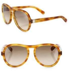 Chloé Marlow 59MM Aviator Sunglasses