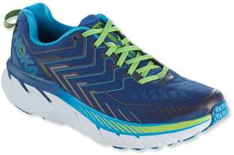 L.L. Bean L.L.Bean Men's Hoka One One Clifton 4 Running Shoes