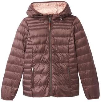 Esprit Short Lightweight Hooded Padded Jacket