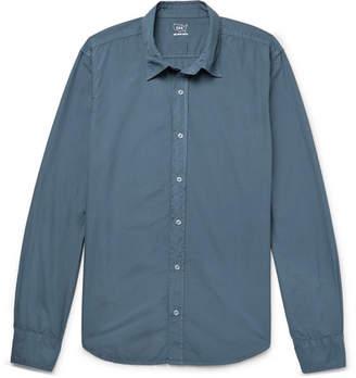 SAVE KHAKI UNITED Easy Cotton-Poplin Shirt