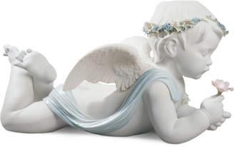Lladro My Loving Angel Figurine