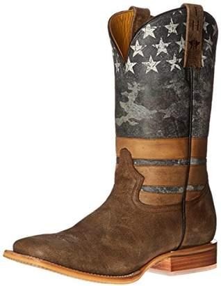 Tin Haul Shoes Men's Freedom Western Boot