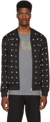 McQ (マックキュー) - McQ Alexander McQueen ブラック カジュアル ブルゾン セーター