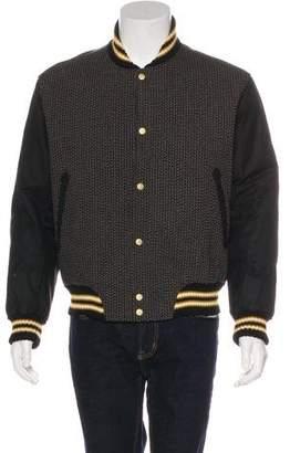 Rag & Bone Wool-Blend Bomber Jacket