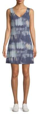 Tart Charlie Tie-Dye A-Line Dress