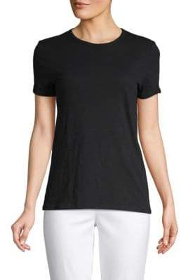 Everyday Fit Rolled Sleeve Crew Tee