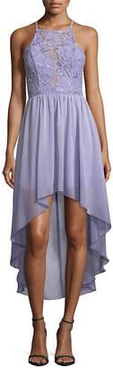 Speechless Sleeveless Party Dress-Juniors