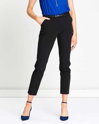 Dorothy Perkins Naples Belted Trousers