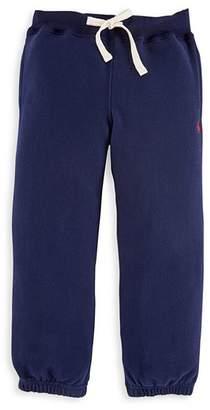 Ralph Lauren Boys' Fleece Pants - Little Kid