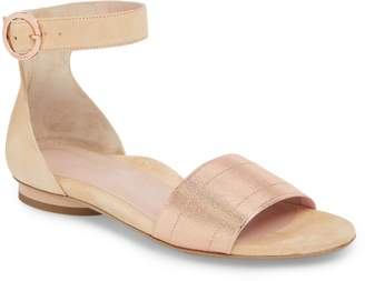 Taryn Rose COLLECTION Donati Ankle Strap Sandal