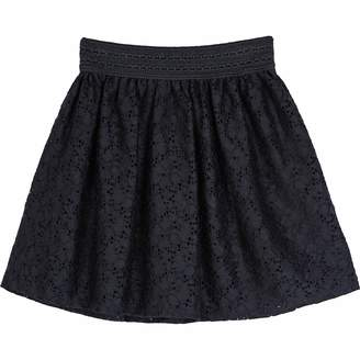 Amy Byer Iz Girls 7-16 IZ Lace Skater Skirt