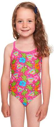 Zoggs Toddler Girls Carnival Yaroomba One Piece