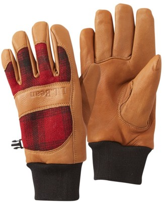L.L. Bean L.L.Bean Deerskin leather glove