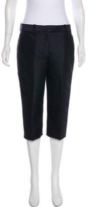 3.1 Phillip Lim High-Rise Wool Cropped Pants