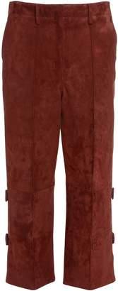 Edun 3/4-length shorts