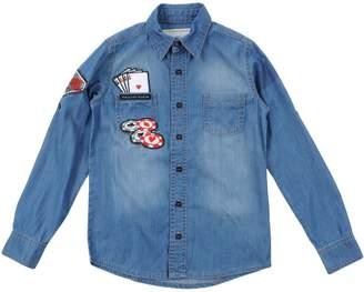 Philipp Plein Denim shirts - Item 42667290SR