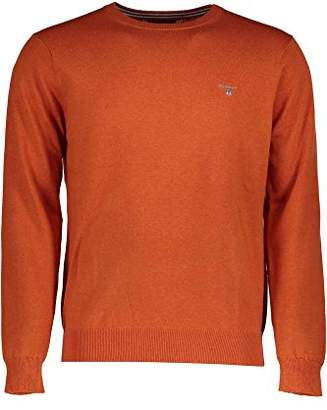 Gant Men's Cotton Wool Crew Jumper