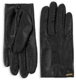 DSQUARED2 Classic Leather Gloves