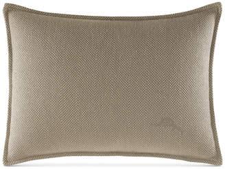 "Tommy Bahama Home Raffia Palms 12"" x 16"" Decorative Pillow"