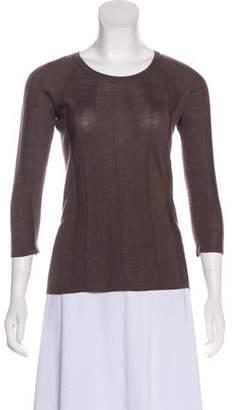 Agnona Wool-Blend Top