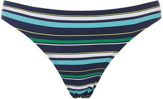 Oasis Napoli Stripe Bikini Bottom