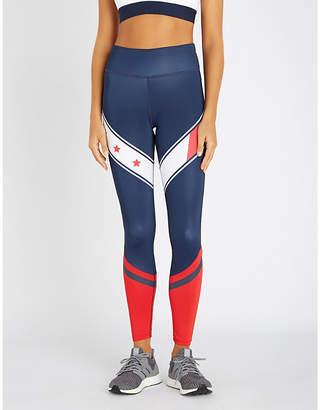 1c95dba61c18 Tommy Hilfiger Stars and stripes stretch-jersey leggings