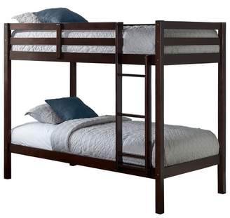 Hillsdale Furniture Twin Over Twin Caspian Bunk Bed