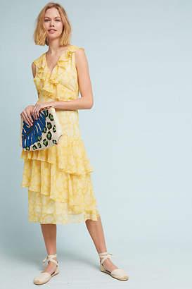 d.RA Sunny Days Ruffled Dress