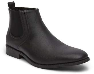 Kenneth Cole Unlisted, A Production Half N' Half Chelsea Boot