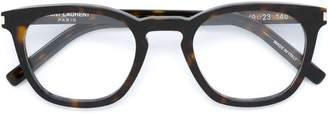 Saint Laurent Eyewear tortoise shell glasses