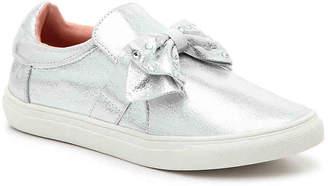 De Blossom Ashley Toddler & Youth Slip-On Sneaker - Girl's