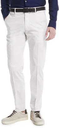 Ermenegildo Zegna Slim-Leg Chino Pants