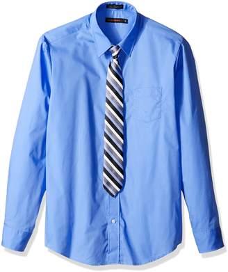 Dockers Big Boys' Shirt Tie Set