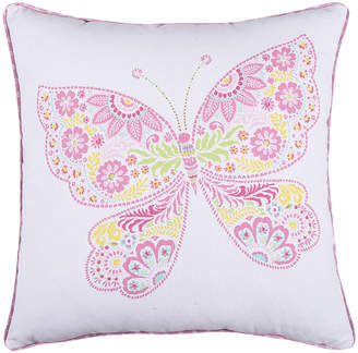 Levtex Kids' Kama Butterfly Pillow