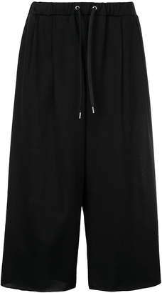08sircus cropped drawstring trousers