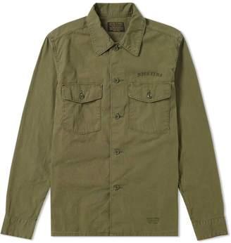Wacko Maria Classic Army Shirt Jacket