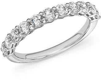 Bloomingdale's Diamond Band Ring in 14K White Gold, 1.0 ct. t.w. - 100% Exclusive