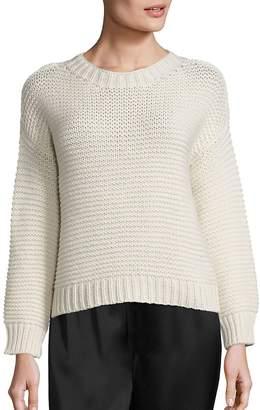 Eileen Fisher Women's Lofty Cashmere & Merino Wool Sweater