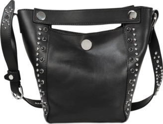 3.1 Phillip Lim Dolly Small Tote Studded $1,280 thestylecure.com