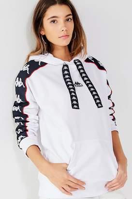 Kappa X UO Tessie Oversized Hoodie Sweatshirt